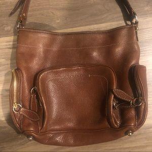 Burberry Vintage Genuine leather bag